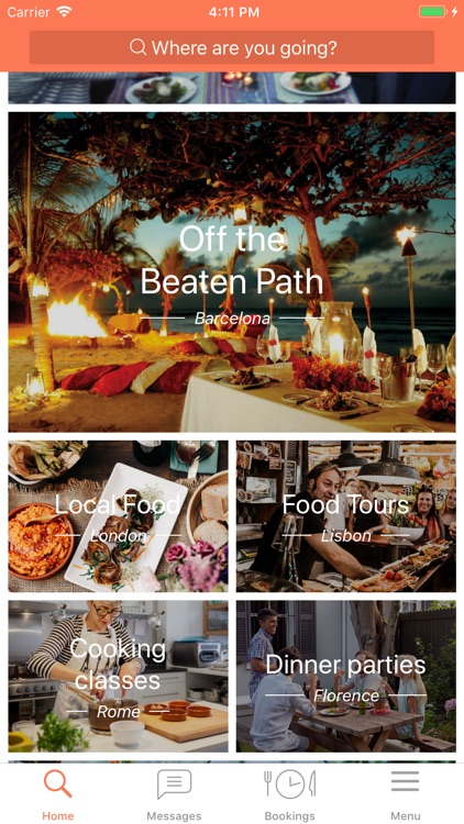 Eatwith - Food experiences screenshot-0