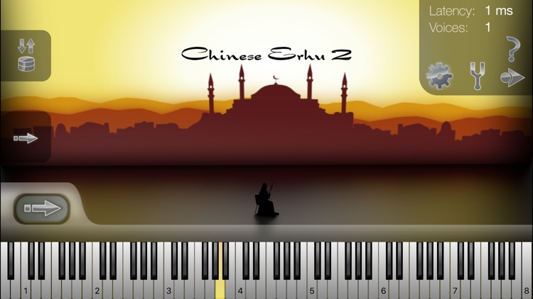 Oriental Strings screenshot-0
