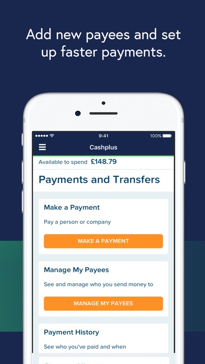 Cashplus Mobile App screenshot-3