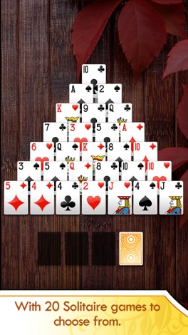 Solitaire Deluxe® 2 screenshot for iPhone