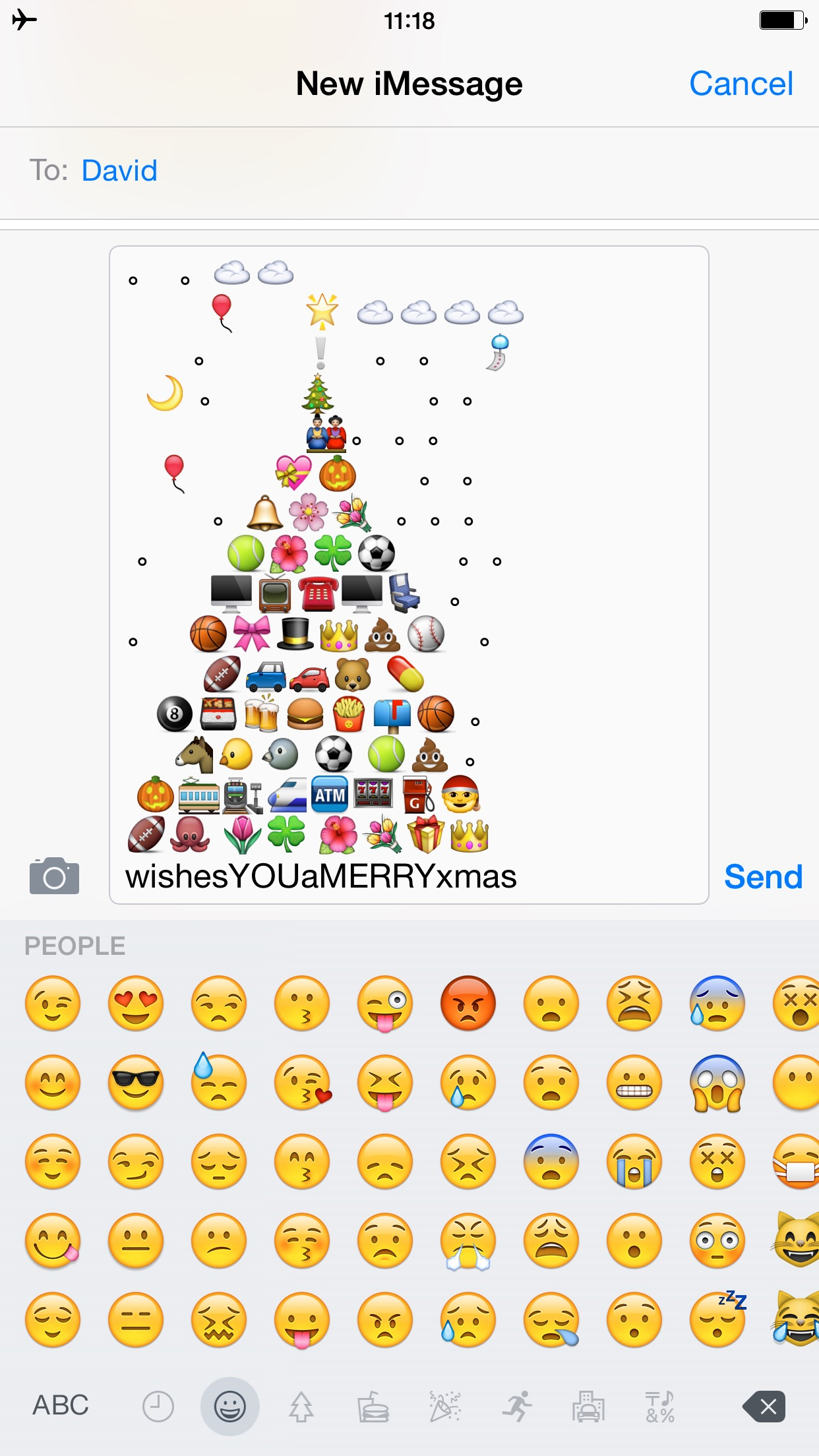 Emoji Keyboard New Emojis Screenshot