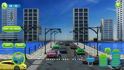 Real 3D Driving School - Pro Screenshot 4
