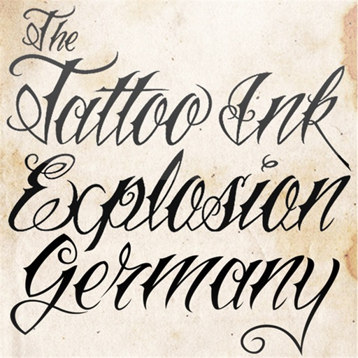 Tattoo Ink Explosion