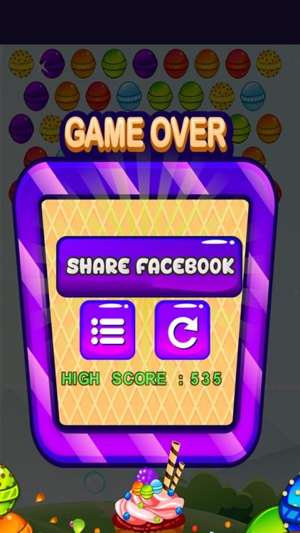 Candy Bubble Shooter 2 screenshot-4