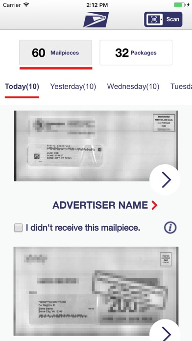 Informed Delivery® for Windows