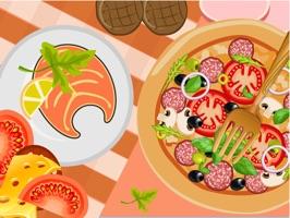 Yummy Food Stickers