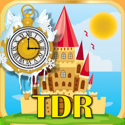 TDR Wait, Fast Pass,Show times Icon