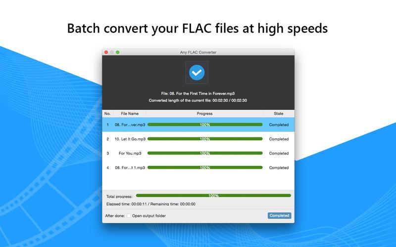 FLAC转换器
