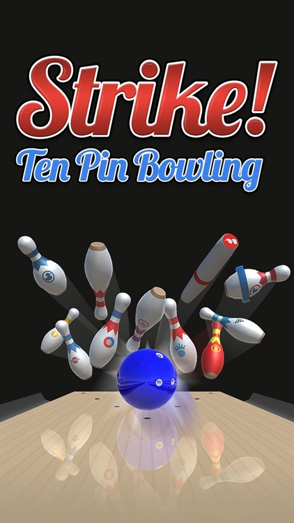 Strike! Ten Pin Bowling screenshot-0