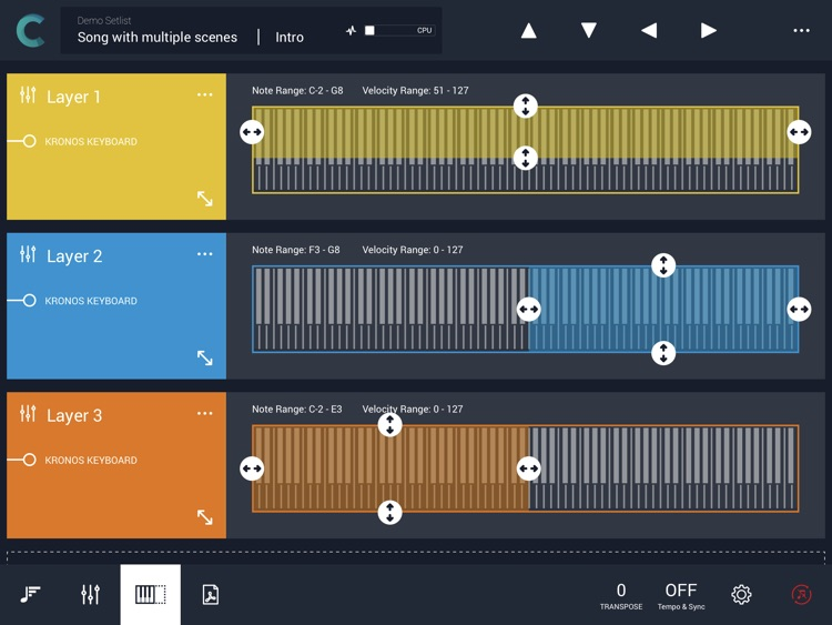 Camelot Pro by Audio Modeling