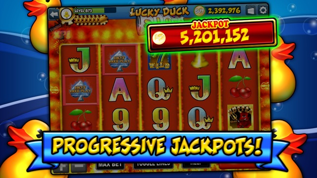 Lucky Duck Slots on the App Store