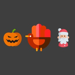The Holidays Stickers