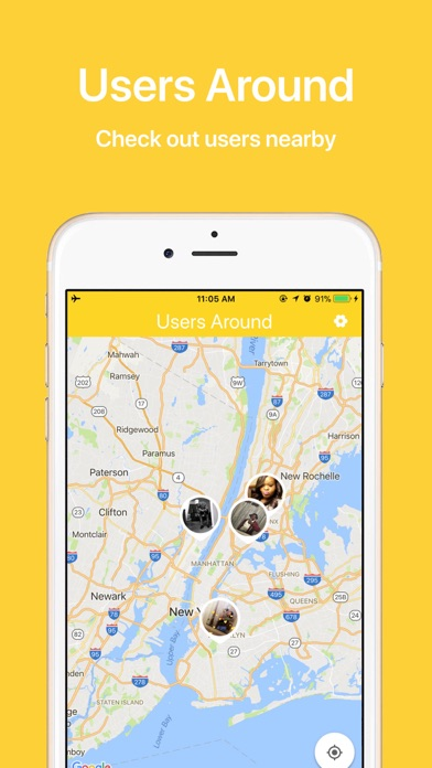 Hook up map app | 21 Best Hookup Apps for One Night Stand I