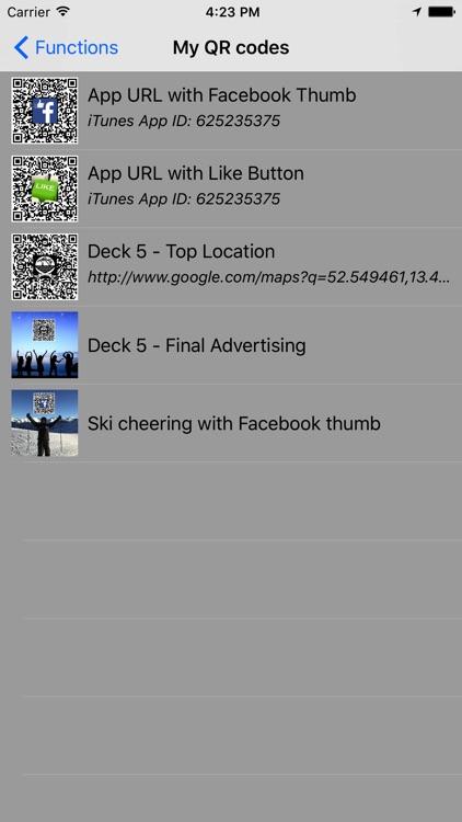 QRCode.me screenshot-3