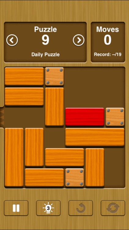 Unblock Me Premium - Classic Block Puzzle Game screenshot-0