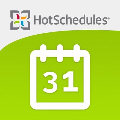 HotSchedules ios app