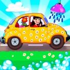 Jogo de lavagem de carros icon