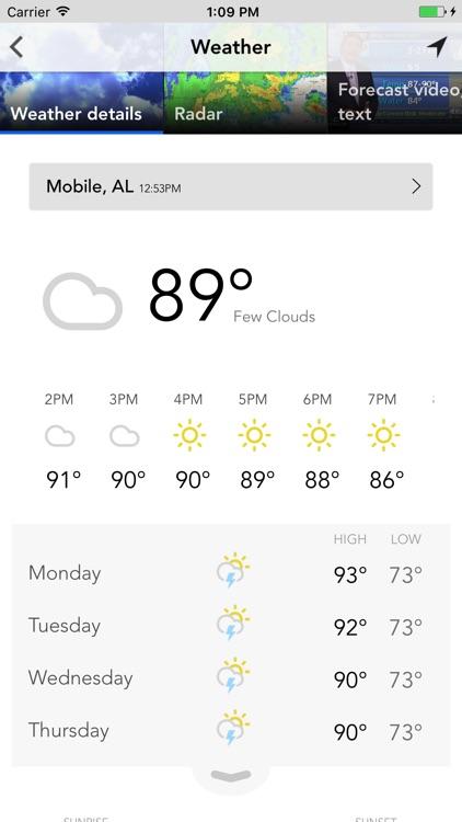 WKRG News 5 - Mobile, AL News screenshot-3