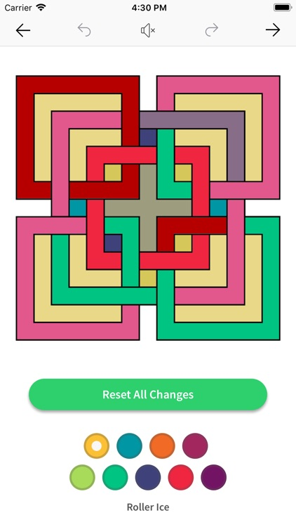 Coloring Book - Color Therapy screenshot-4