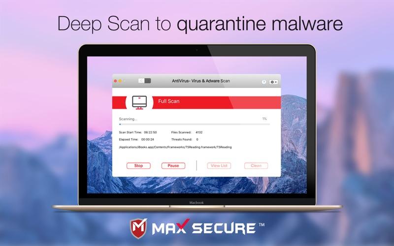 AntiVirus- Virus & Adware Scan