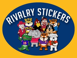 Rivalry Stickers: Football