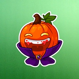 Happy Halloween :Crazy Pumpkin