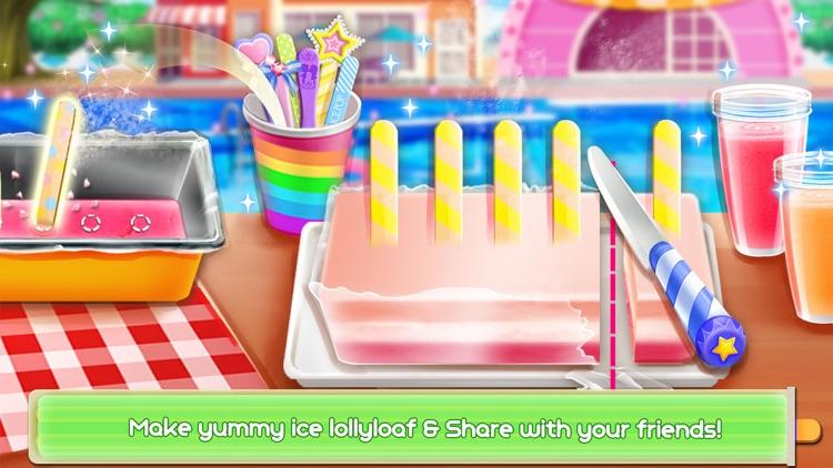 Frozen Ice Pops & Ice Cream screenshot-3