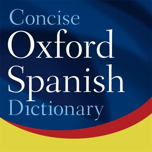 Conc. Oxford Spanish Dict.