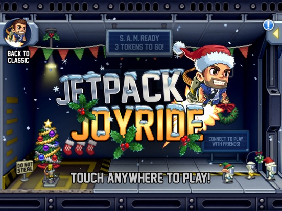 Jetpack Joyride Screenshots