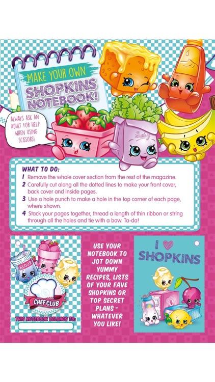 Shopkins Magazine