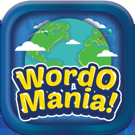 Download Word-O-Mania free for iPhone, iPod and iPad