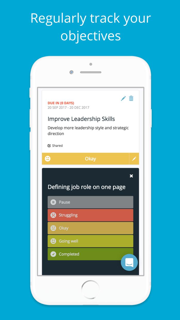 Motivii - Work at your best Screenshot