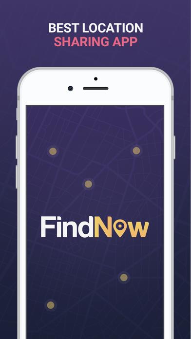 FindNow - Find location Screenshot