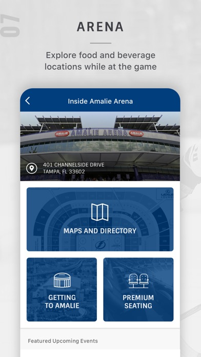 Screenshot for NHL in United States App Store