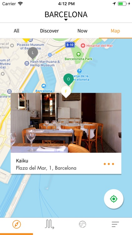 Foodie BCN screenshot-3