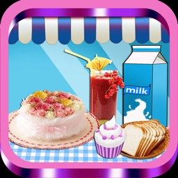 Cream Cake Maker:Juice Cookie.