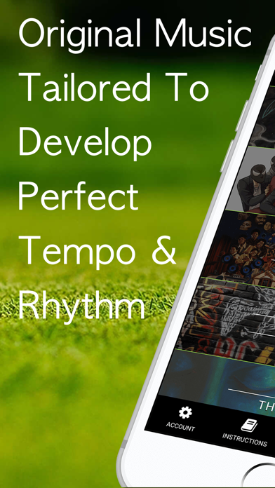 Golf BPM - Swing Tempo Music screenshot one