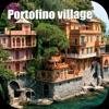 Portofino village Italy