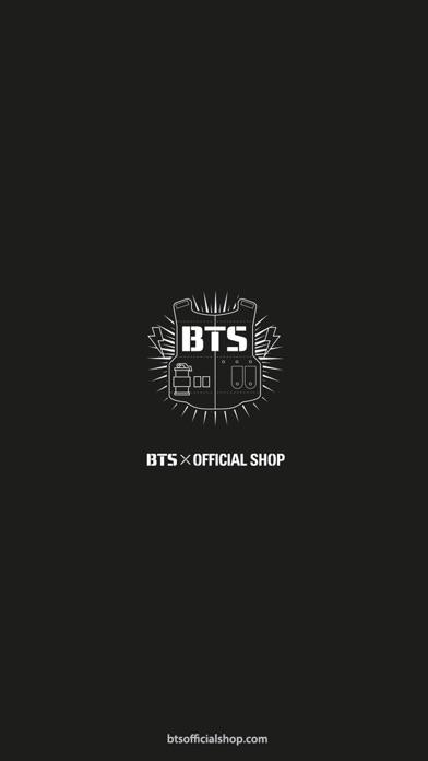 방탄소년단 공식쇼핑몰 - BTS OFFICIAL SHOP app image