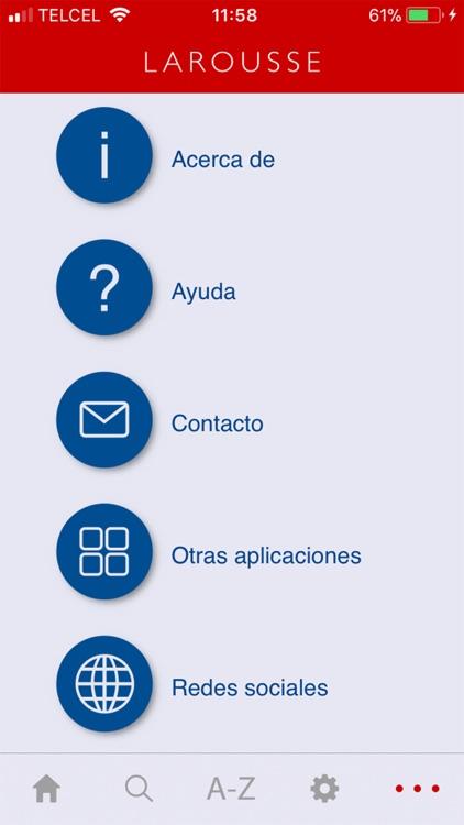Spanish-English Larousse screenshot-4