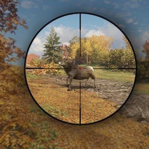 Forest Animal Shooting Sim iOS App
