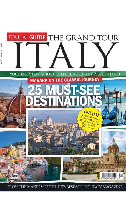 Italia Guide Magazine