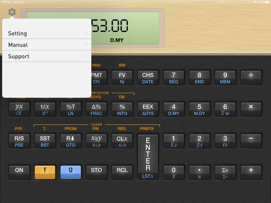 Vicinno Financial Calculator-ipad-5