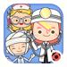 4.米加小镇: 医院-早教益智教育游戏