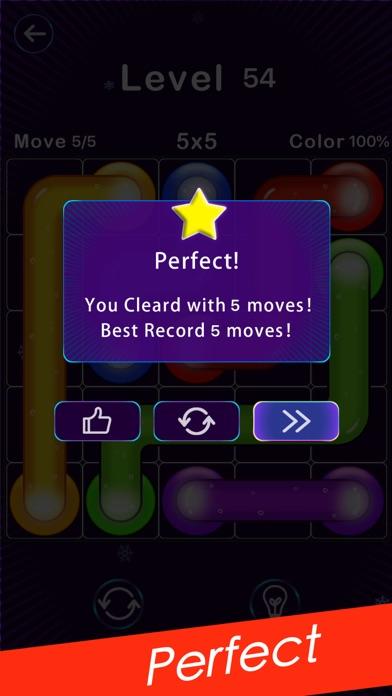 Screenshot for Color Line -Fill Block Puzzle in Austria App Store