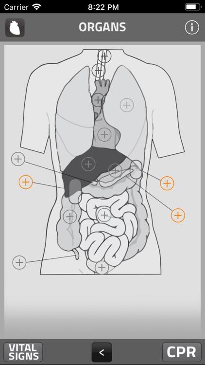 PARAMEDIC: SIGNS AND SYMPTOMS screenshot-3