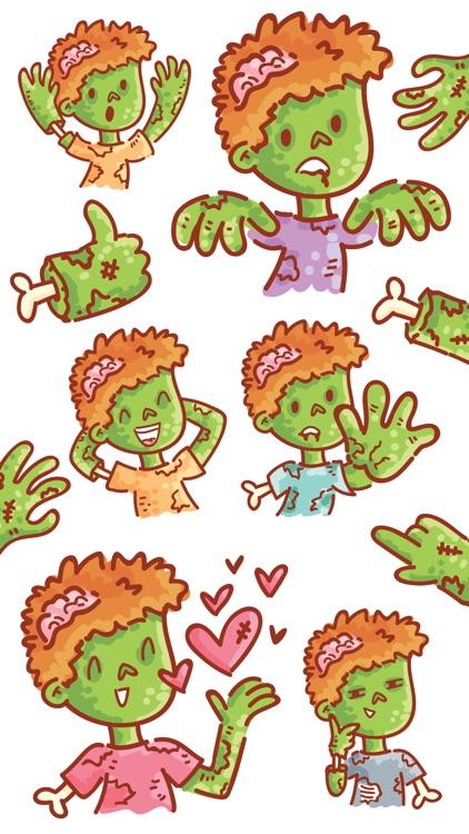 Cute Zombie!