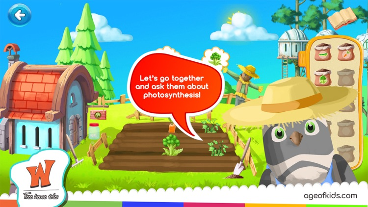 Plants Veggies Wonderwood screenshot-3