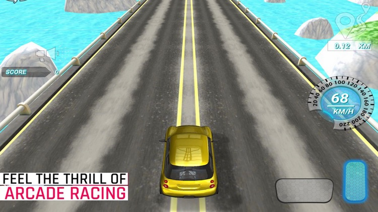 X Fast Racing Highway City
