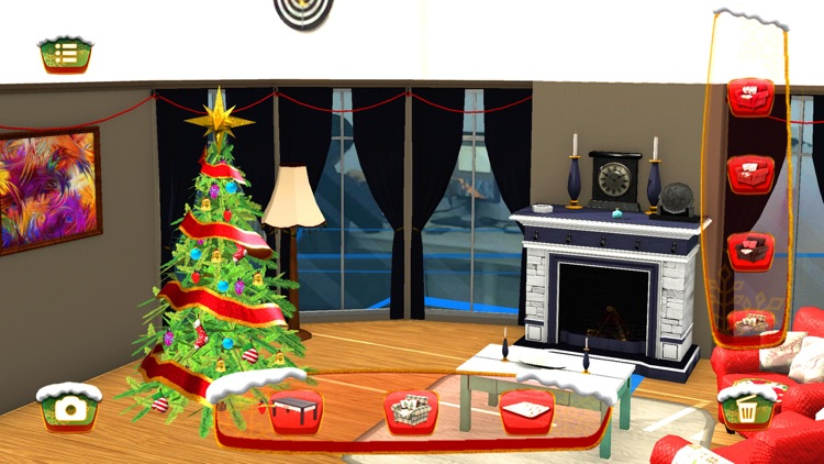 Christmas Room Decoration - AR screenshot-3